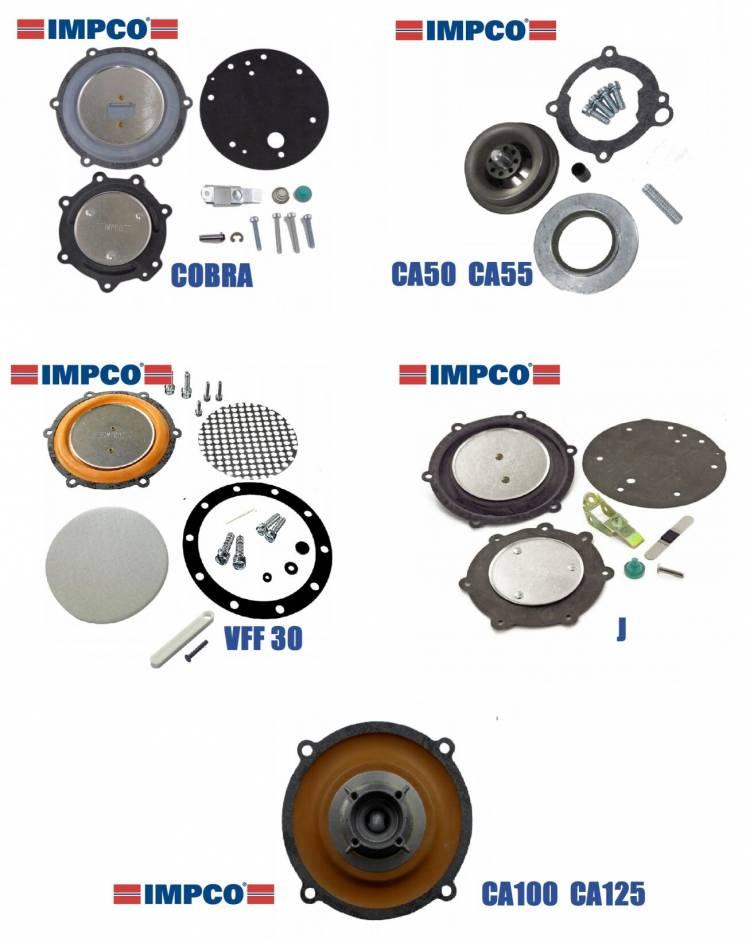 Ремкомплект  Impco комплект ремонтный