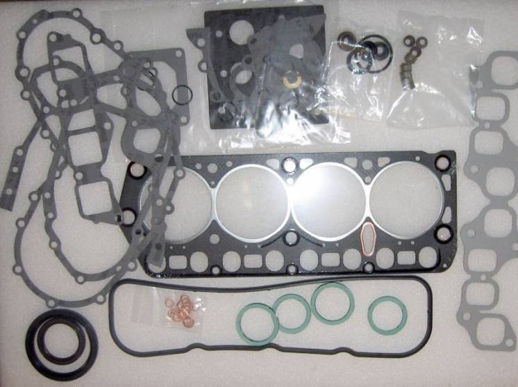 Запасные части для двигателей Nissan H15 H20  K15  K21  K25  TD27
