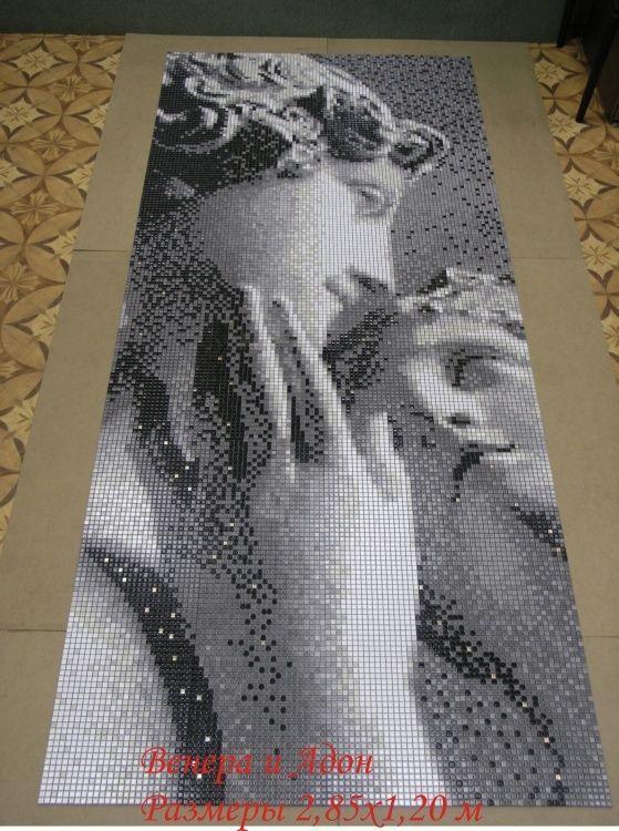 Панно из мозаики Италия
