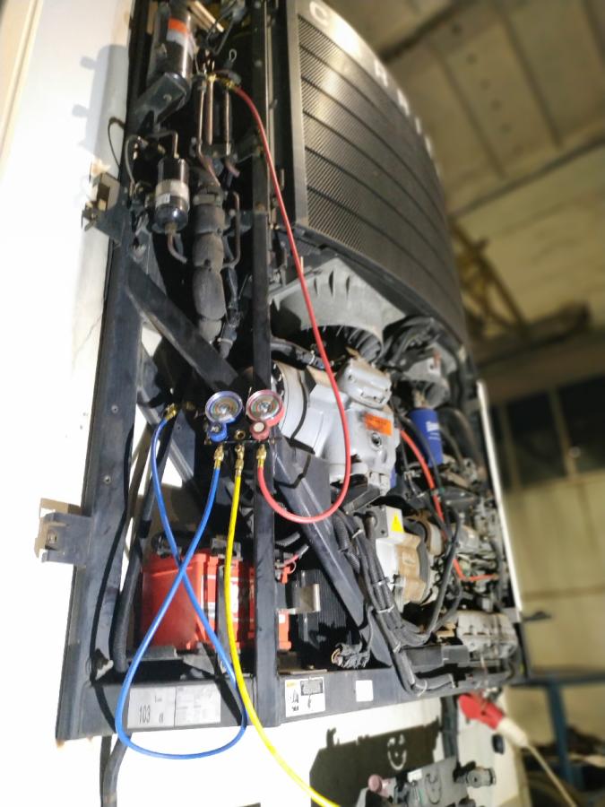 ремонт автомобільного холодильного обладнання