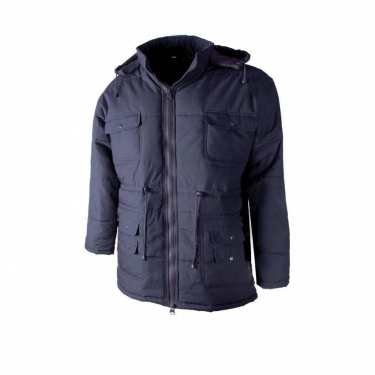 Куртка утепленная, спецодежда мужская