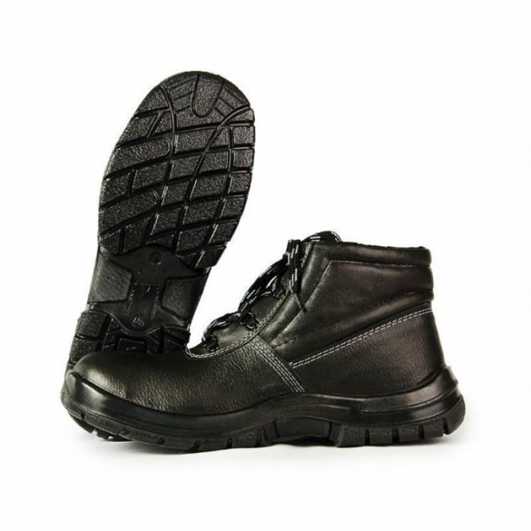 Ботинки рабочие, утепленные, спецобувь