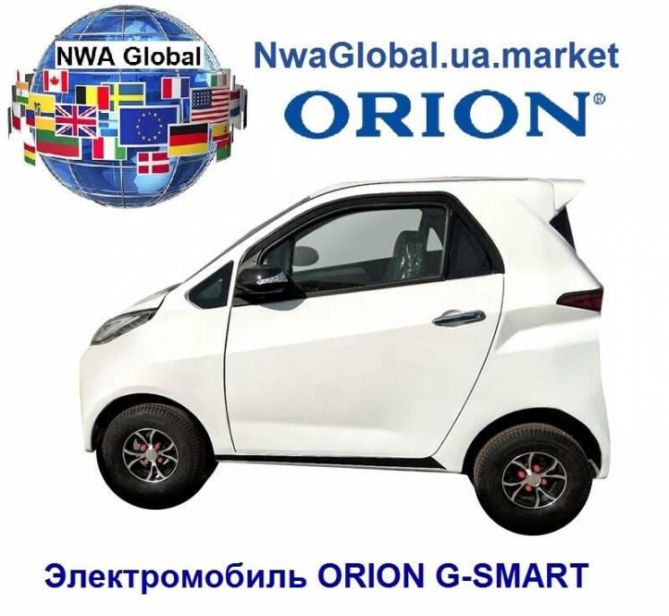 Продам новый Автомобиль электромобиль ORION G-SMART