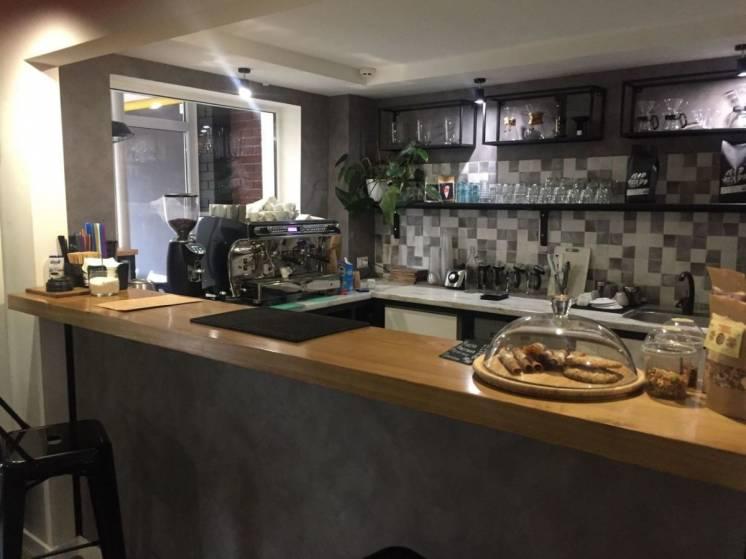 Кофейня в Кременчуге – Procofee. Продажа  действующего бизнеса