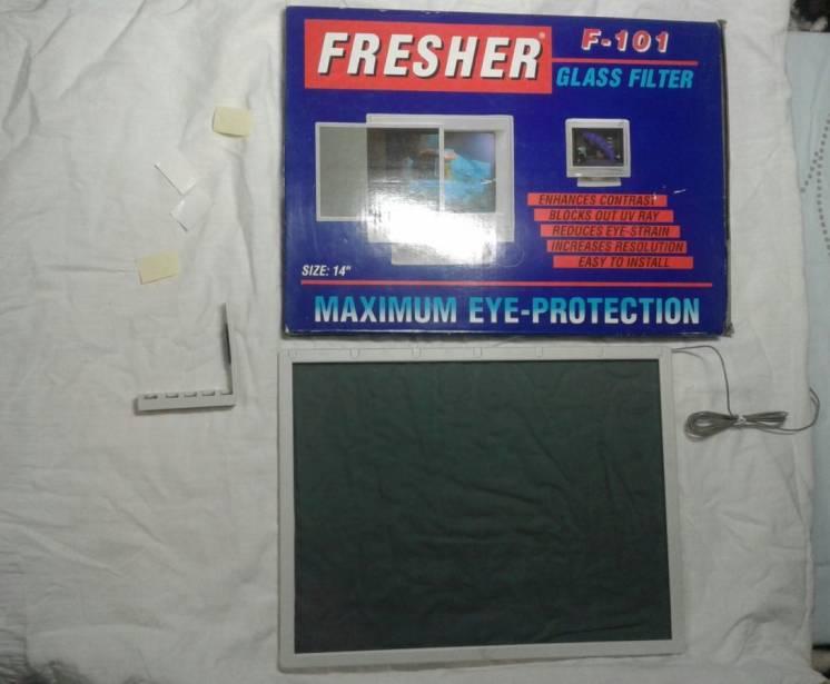 Защитный экран для монитора Fresher. F-101.