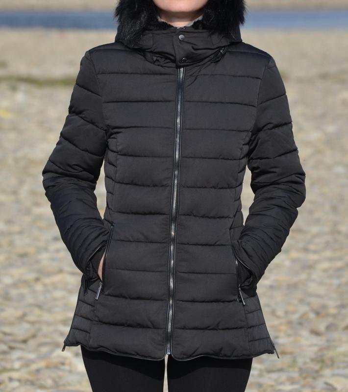 Нереально тепла зимова куртка крутої фірми firetrap РОЗПРОДАЖ