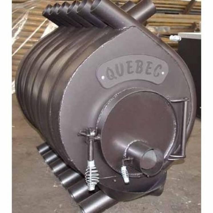 Канадская печь Булерьян QUEBEC Тип 03