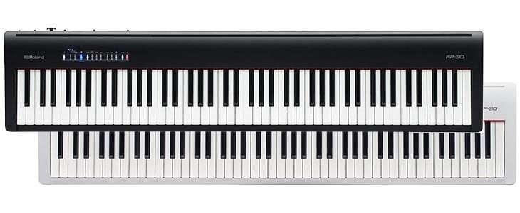 Архив ROLAND FP-30-BK/WH новый со склада гарантия 3 года: 20 799 грн. - Пианино, фортепиано, рояли Киев на BESPLATKA.ua 53545446