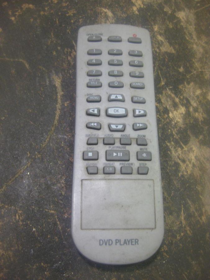 Пульт дистанционного управления для DVD