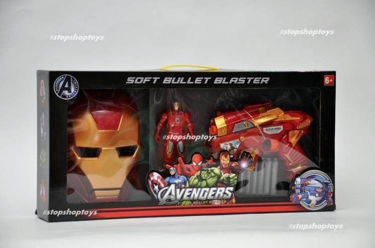 Набор Железный человек. Iron Man. Мстители Avengers. Marvel.