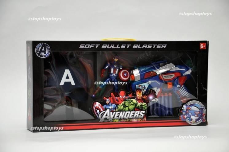Набор Капитан Америка. Captain America. Мстители Avengers. Marvel.