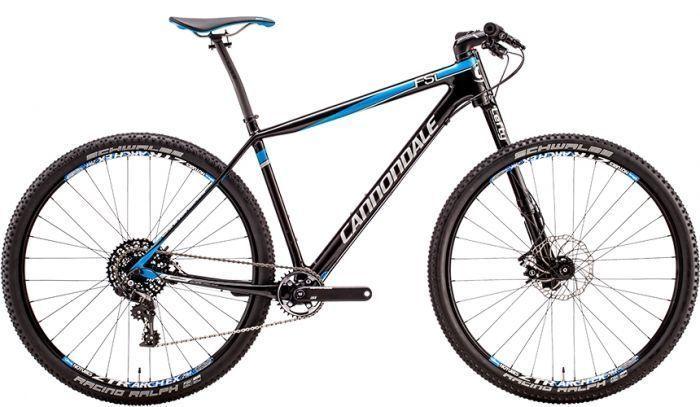 """Велосипед 29"""" Cannondale F-SI HM Carbon 2 рама - L синий"""