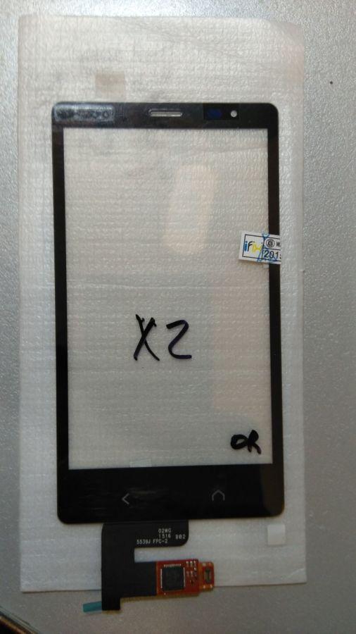 Сенсор Nokia X2 dual