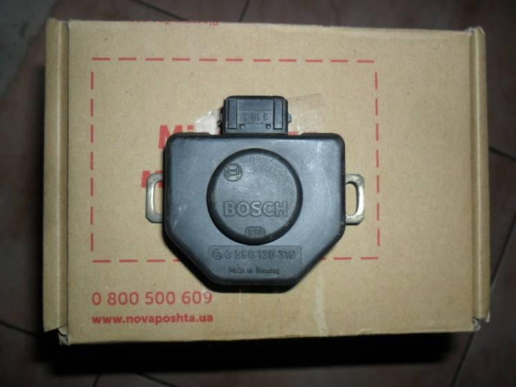 Bosch 0280120316, Датчик положения дроссельной заслонки, оригинал