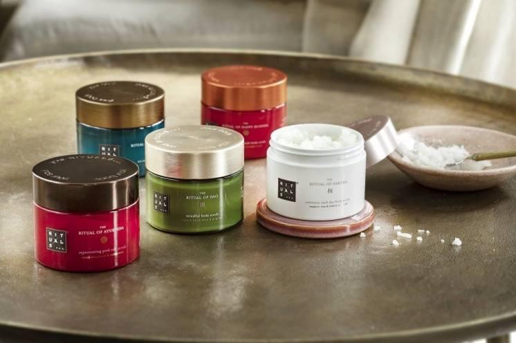 Крема для тела от Rituals 8 ароматов