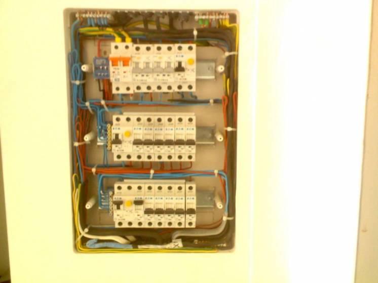 Электромонтажные работы, охранно-пожарные сигнализации. Цены указаны