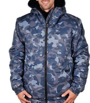 Куртка камуфляж, утепленная, зимняя в наличии