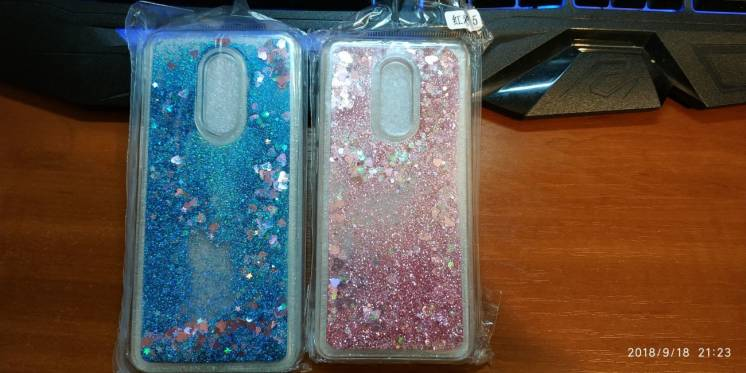 Аквариум на Xiaomi Redmi 5 и Xiaomi Redmi 5 Plus