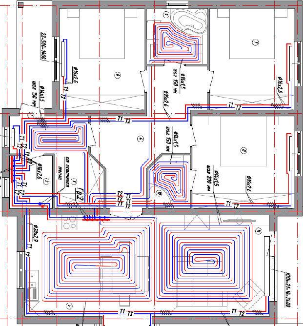 Отопление - Проектирования - Монтаж - Демонтаж - котельные