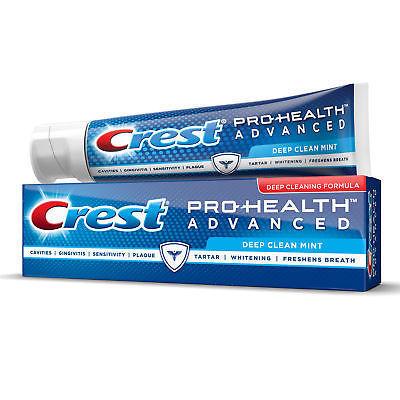 Лечебная зубн паста с бережным отбеливанием Crest Pro-Health 144грамма
