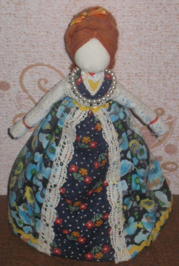 Кукла Берегиня, приносящая в дом достаток и богатство.  Кукла хранител