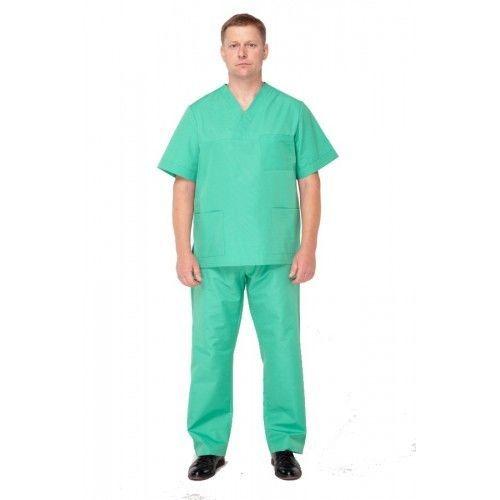 Медицинский мужсой костюм