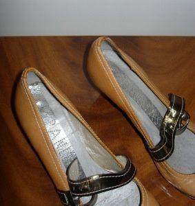 Фирменные туфли для танцев Hispanitas, кожа, размер 37
