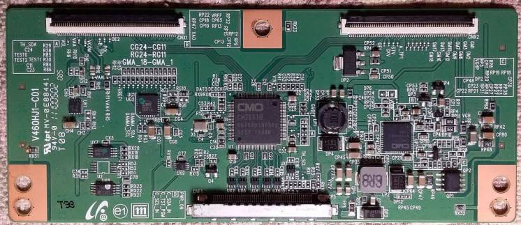 Продам T-con V460HJ1-C01 от Samsung.