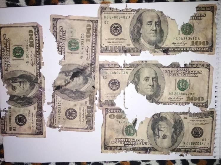 Куплю ветхие доллары, утратившие ценность:  евро, фунты.