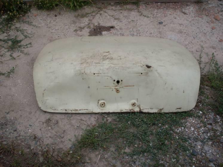 Продам крышка багажника на газ-21