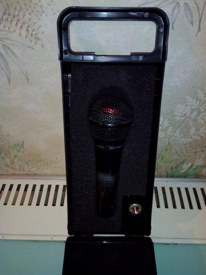 Продам микрофон BEHRINGER  XM 2000   Syper  cardioid