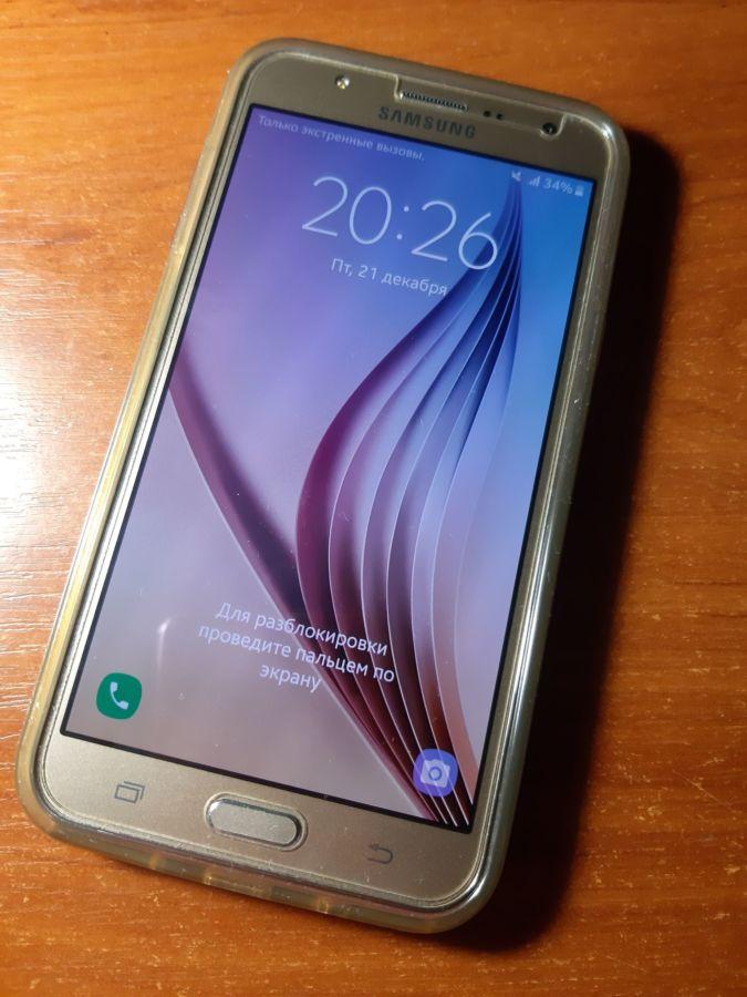 Продам смартфон Samsung J7