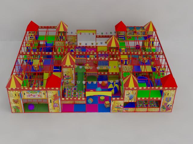 Детские игровые лабиринты для детей.