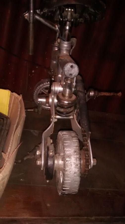 Велосипед мини