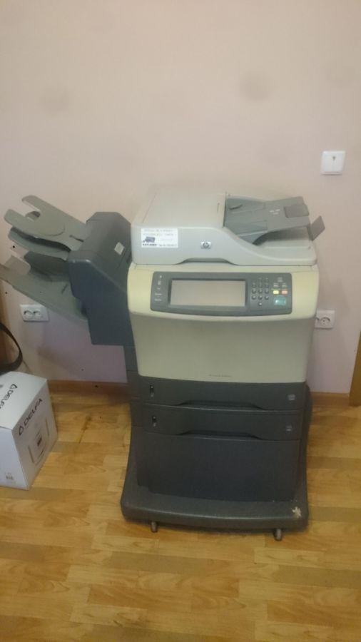 Принтер HP LaserJet 4345