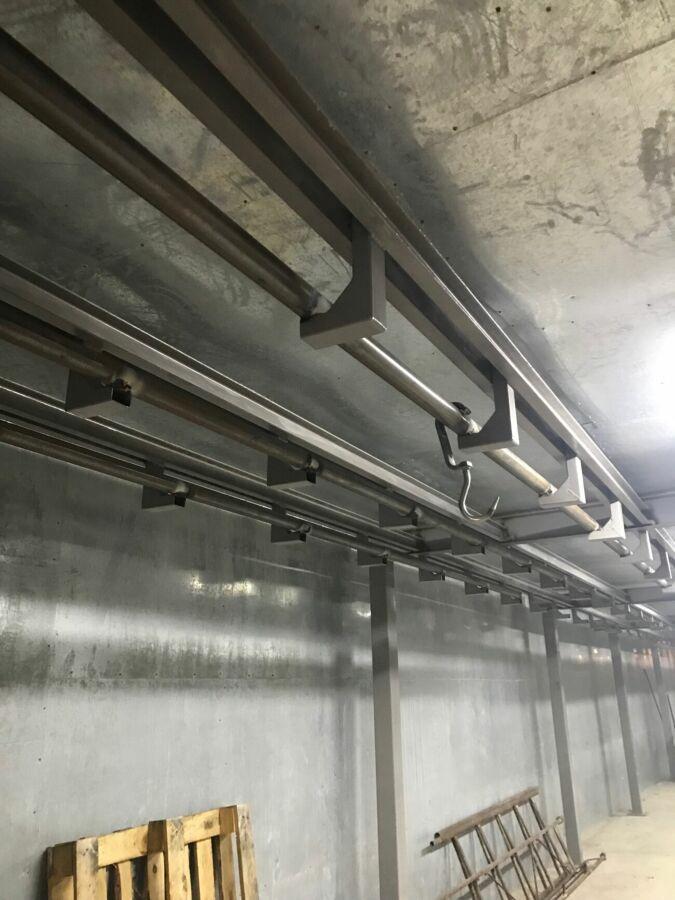 Подвесы для холодильников под свинину в полутушах