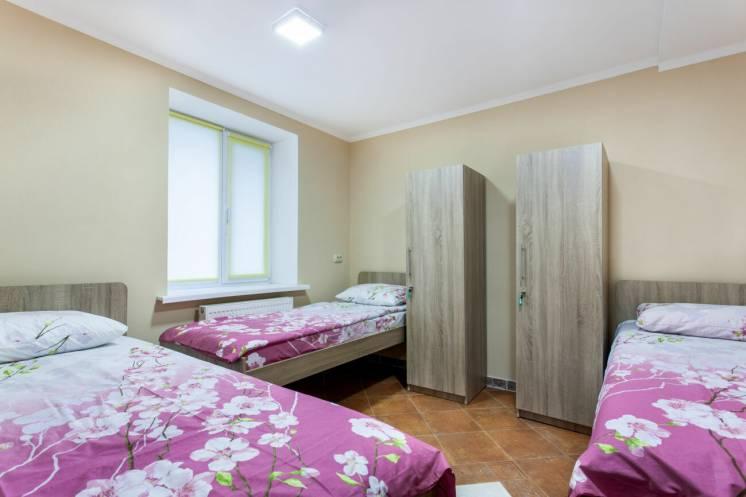 Хостел Одноярусные кровати,не квартира Киев Харьковскийм.Бориспольская