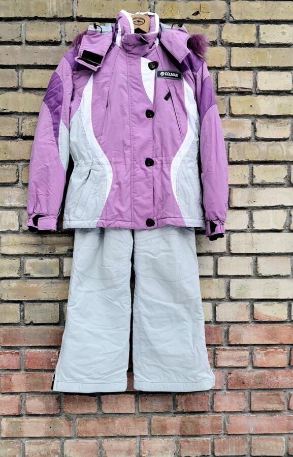 Женский горнолыжный костюм Colmar, Италия, оригинал, с капюшоном.