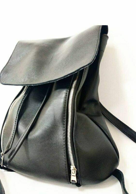 Рюкзак из натуральной кожи (городской)