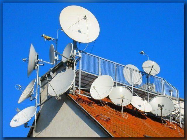Спутниковое ТВ в Кропивницком