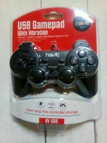 Ігровий Маніпулятор Havit G69 Black