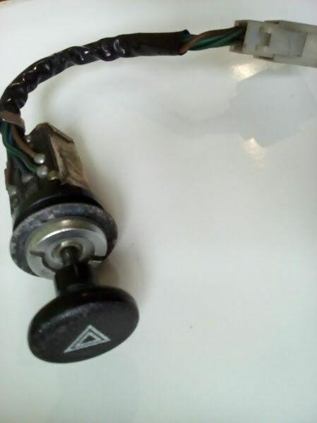 кнопка аварийки ниссан патрол 160