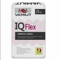 IQ Flex Клеящая смесь эластичная для облицовки плиткой
