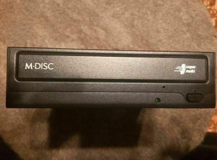 Оптический привод для ПК, дисковод DVD-RW Hitachi-LG