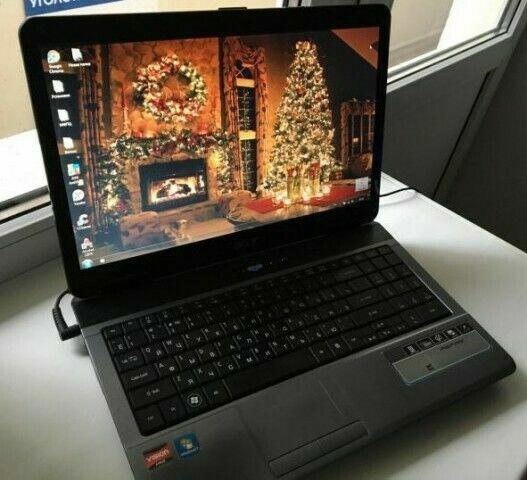 Ноутбук Acer Aspire 5532 (в отличном состоянии).