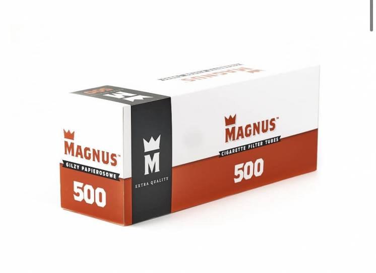 Гильзы для сигарет Magnus OПТ