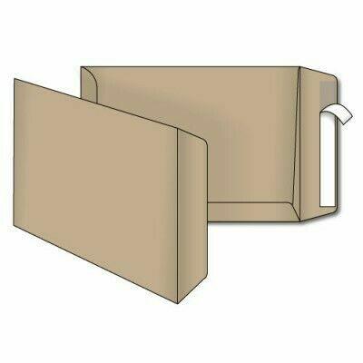 Почтовые пакеты В5 (0+0) крафт СКЛ