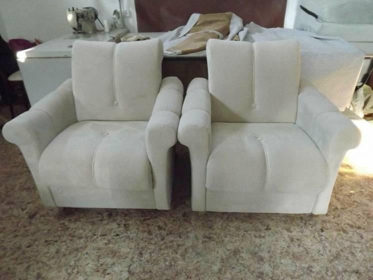 перетяжка, обивка, ремонт мебели диван кресло кровать и мягкие панели