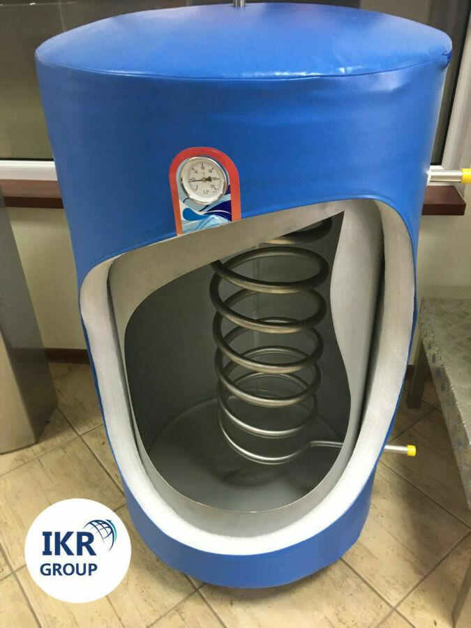 Рекуператор тепла, от 60 до 2000 литров для охладителей