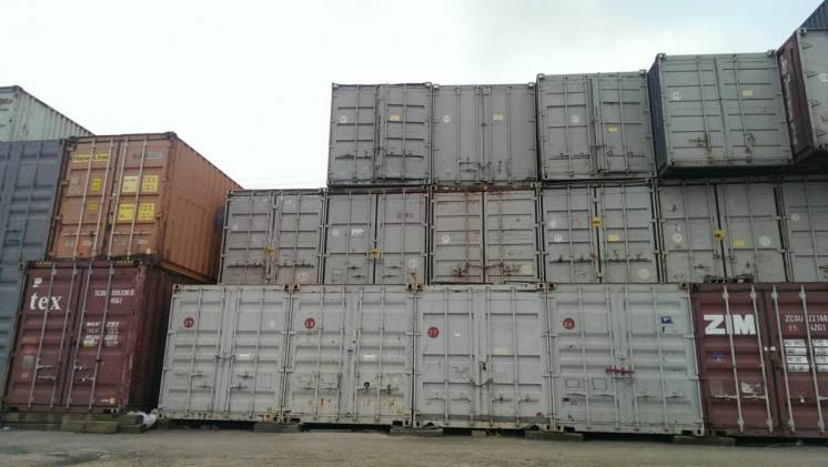 Аренда контейнера Сдам в аренду контейнер